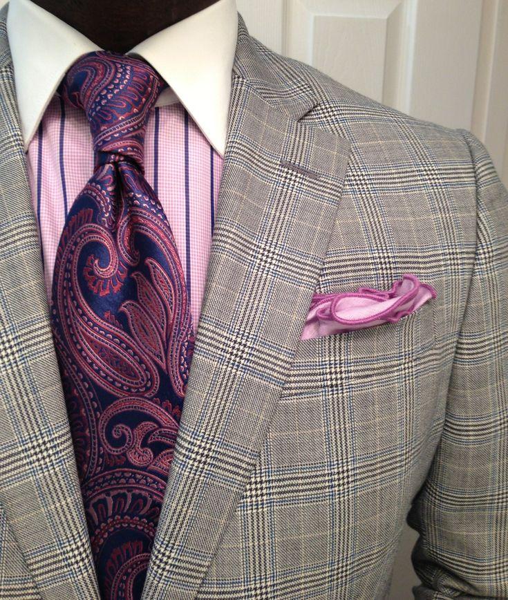 Like the tie.