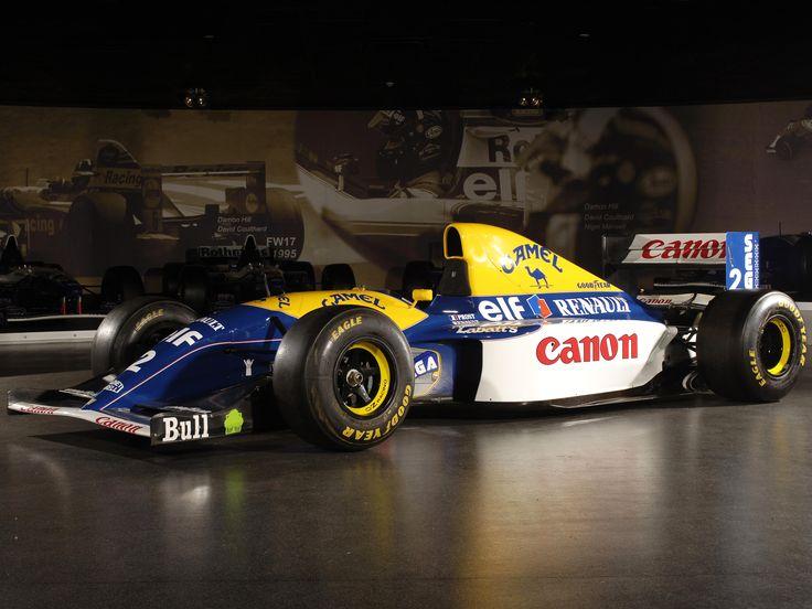 Williams FW15C 1993