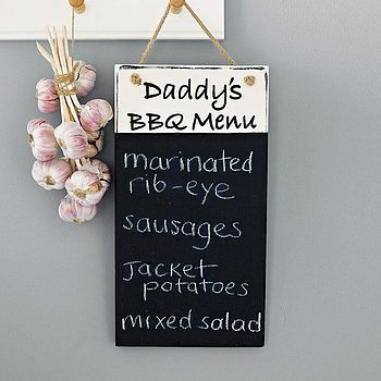 father's day set menu 2013