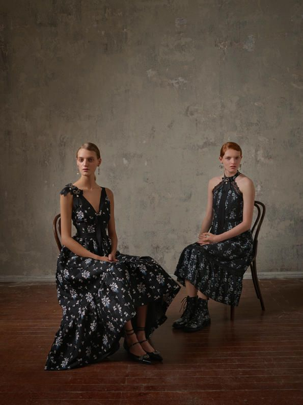 Erdem x H&M. Photo: Michal Pudelka/H&M