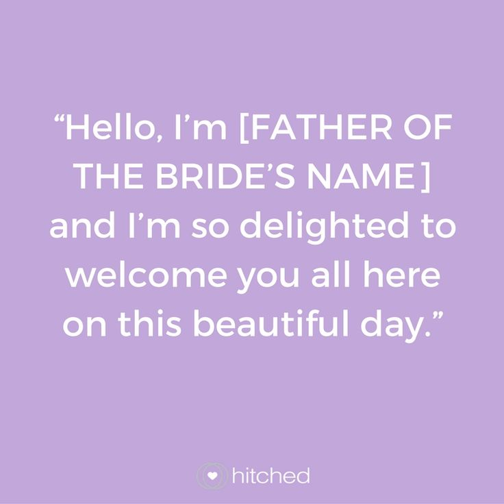 75 Best Wedding Speeches Images On Pinterest | Wedding Speeches