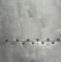 rivets and sheet metal