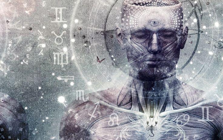 Основы по открытие третьего глаза