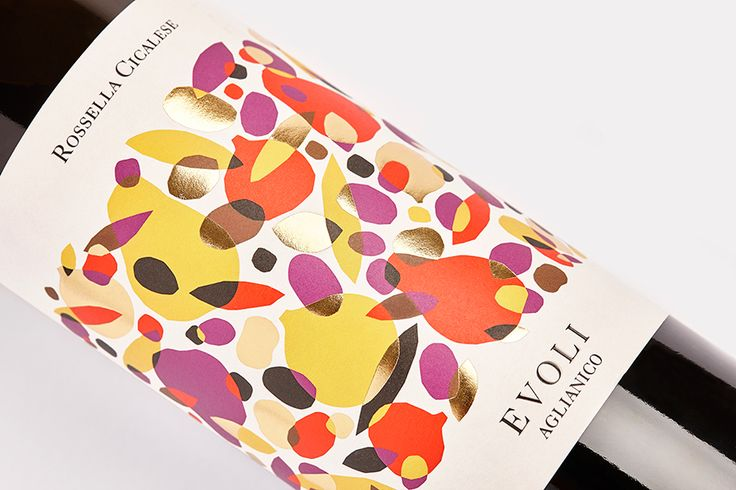 Wine of Fruits on Packaging of the World - Creative Package Design Gallery