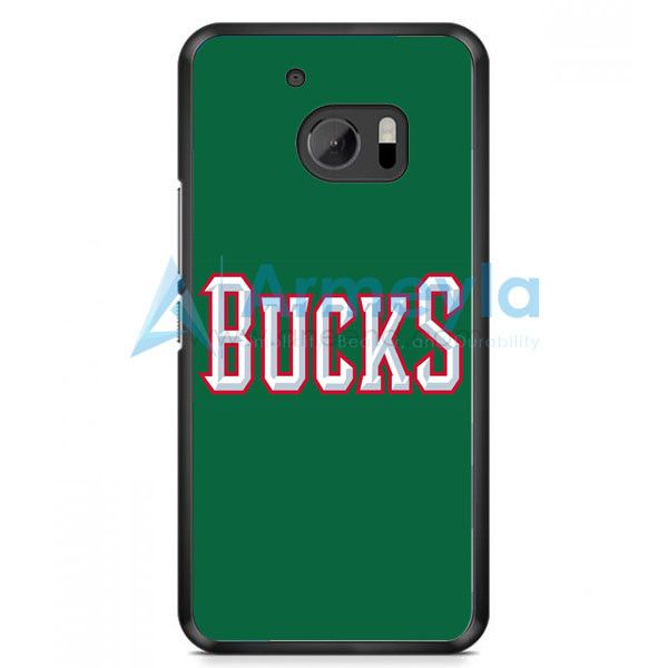 Nba Dc Bucks Logo Head HTC One M10 Case | armeyla.com