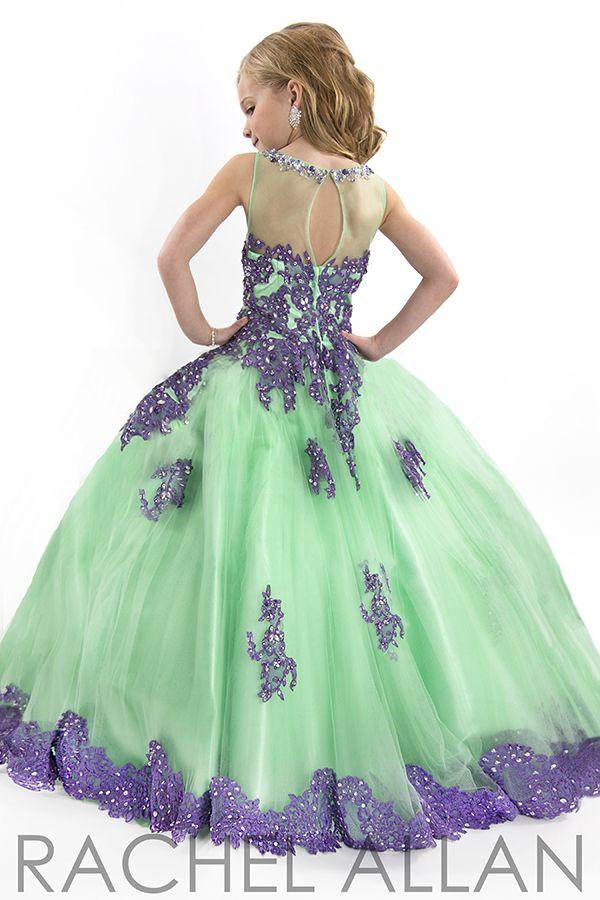 35 best Pageant dresses images on Pinterest   Bohemian flower girls ...