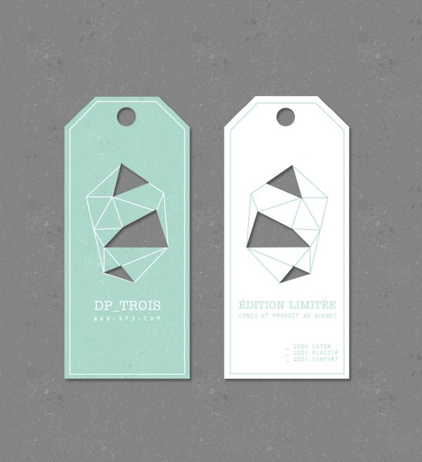 DP3 Tags on Behance