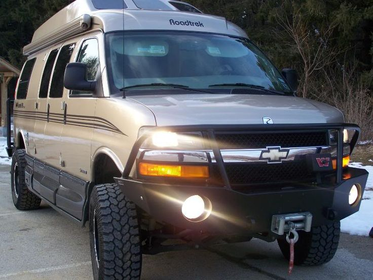 Chevy express, 4x4 and Chevy on Pinterest