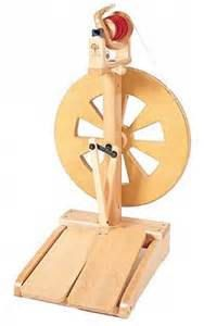 Ashford Kiwi 2 Spinning Wheel With Instant 50 by TheSpinnery