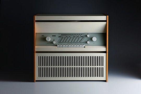 Another Rams radio set