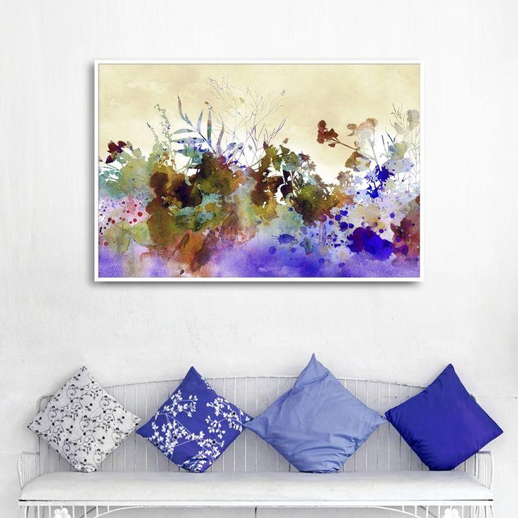 LATO W NOHANT MIXGALLERY flowers,meadows,wallart,canvas,canvas print,home decor, wall,framed prints,framed canvas,artwork,art