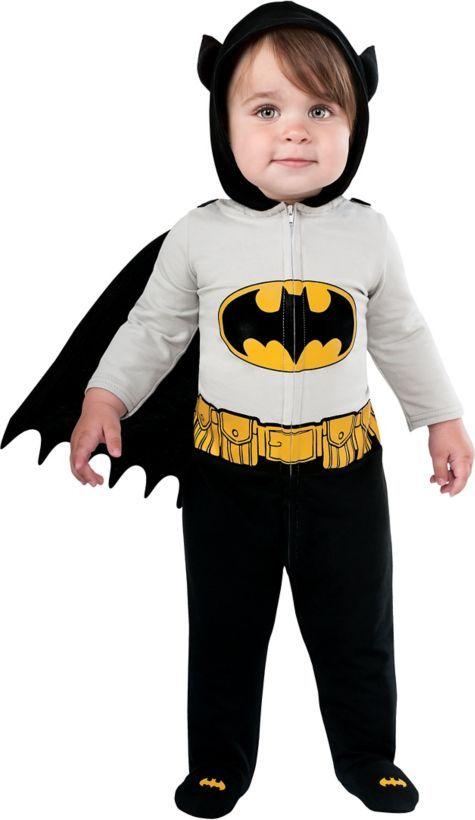 Baby Batman Costume - Party City