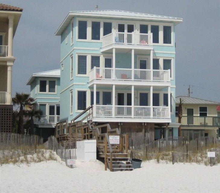 Gulf Coast Beach Houses: Top 25+ Best Destin Beach House Rentals Ideas On Pinterest