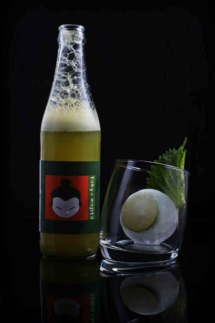 Tokyo Mojito #Cocktail