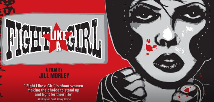 Fight Like A Girl - Artemis Women in Action Film Festival