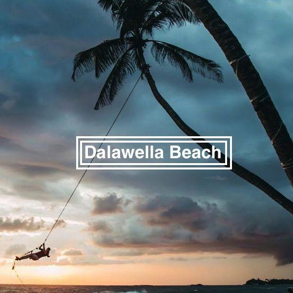 Complete guide to the Dalawella Beach Swing – Unatawuna, Sri Lanka