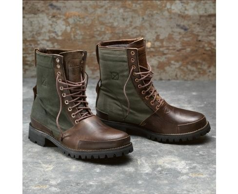 mens leather timberland boots