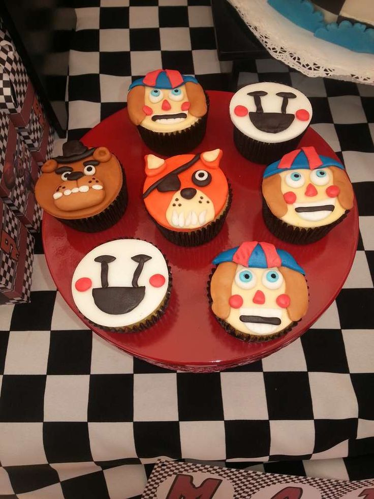 Five Nights At Freddy 168 S Birthday Party Ideas Receipes