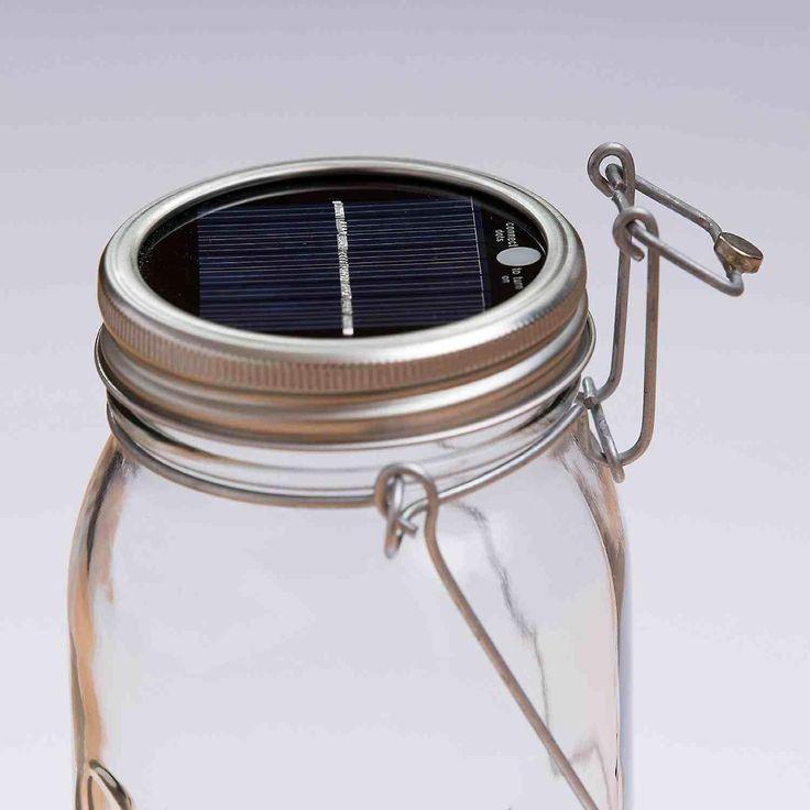 Les 25 meilleures id es de la cat gorie lampes solaires for Deco jardin solaire