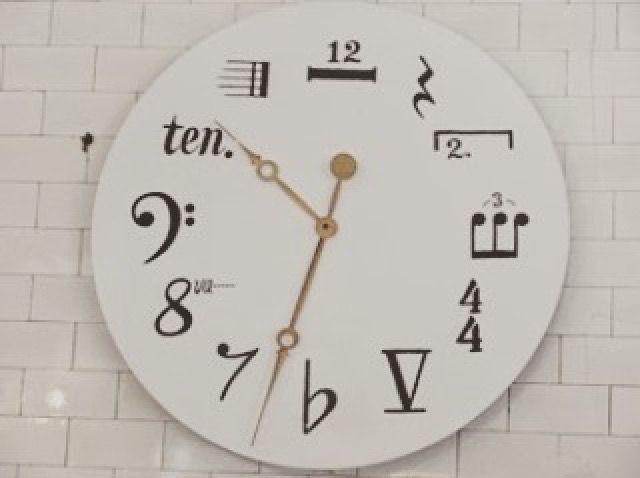 THE BEST CLOCK