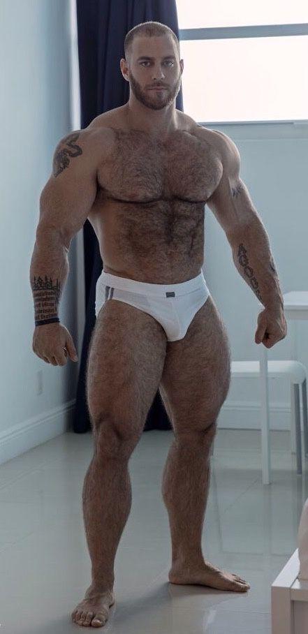 männer sexy behaarte votze