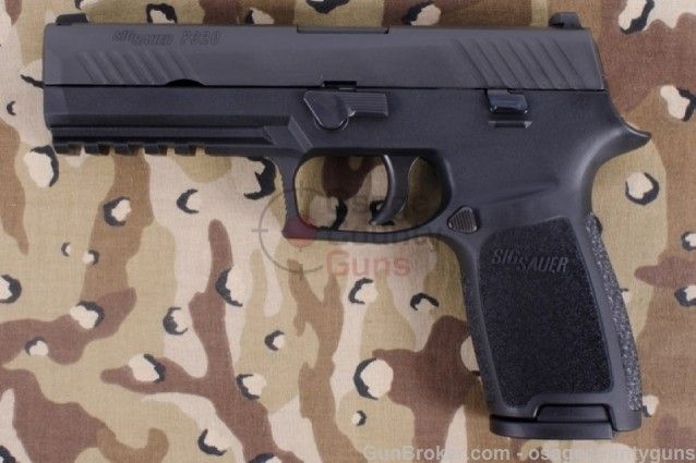 Sig Sauer P320 Full Size 9mm 320 - 3 Mags - NIB - http://gunsforsalebuy.com/sig-sauer-p320-full-size-9mm-320-3-mags-nib.html