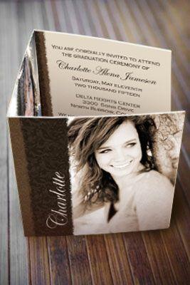 10 best invitation ideas images on pinterest graduation cards