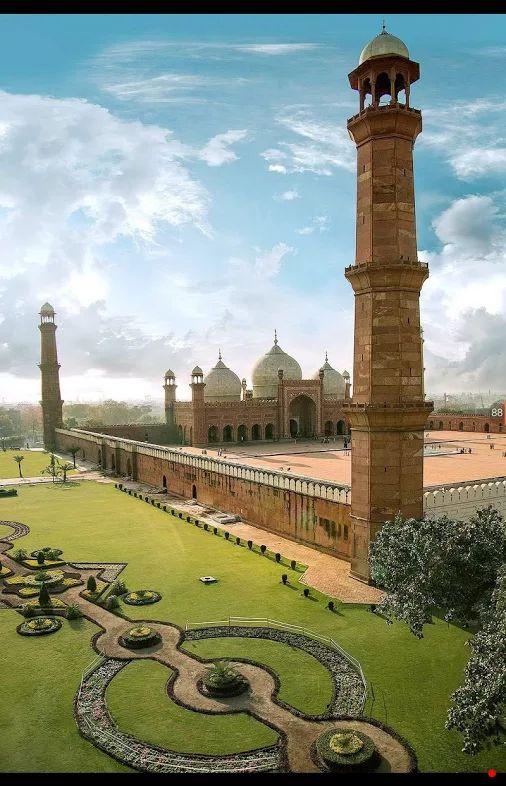 Badshahi Masjid lahore Pakistan