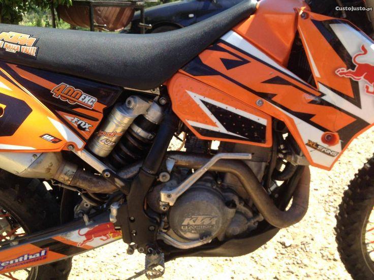 ktm 450 exc 2006 excelente estado - à venda - Motos & Scooters, Vila Real…