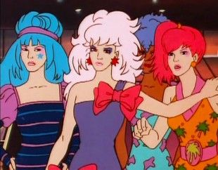 Jem and The Holograms - Get the look