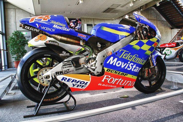 Honda NSR250GP – 2001 – Daijiro Kato | Moto GP 250cc Racing Motorbikes | Pinterest | Honda ...