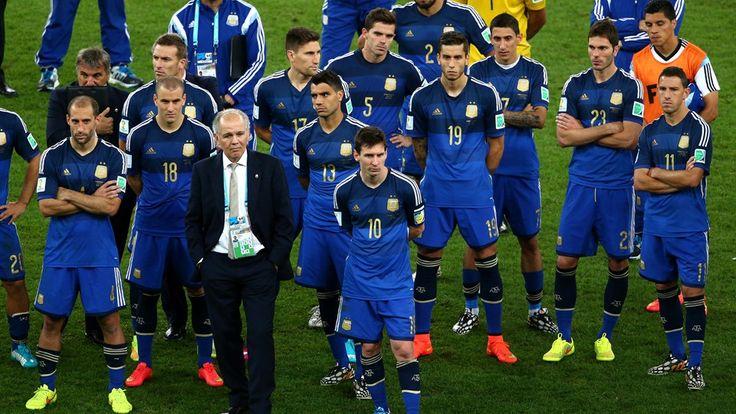 La otra cara, la de la derrota. #MundialBrasil2014