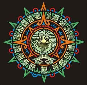 aztecs patterns