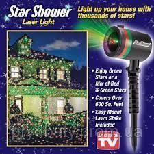 Лазерный проектор звездное небо  Star Shower Laser Light - Строительные, отделочные инструменты, крепежный, механический инструмент - NEO-TOPEX в Киеве