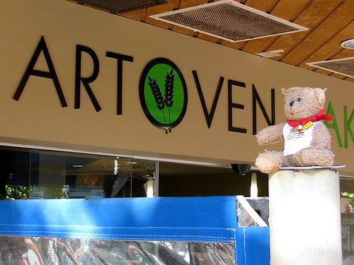 Artoven bakery in Manuka ACT