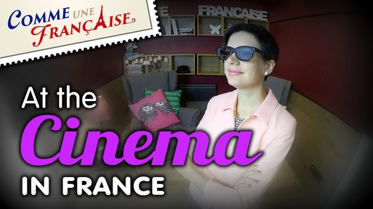 At the cinema in France