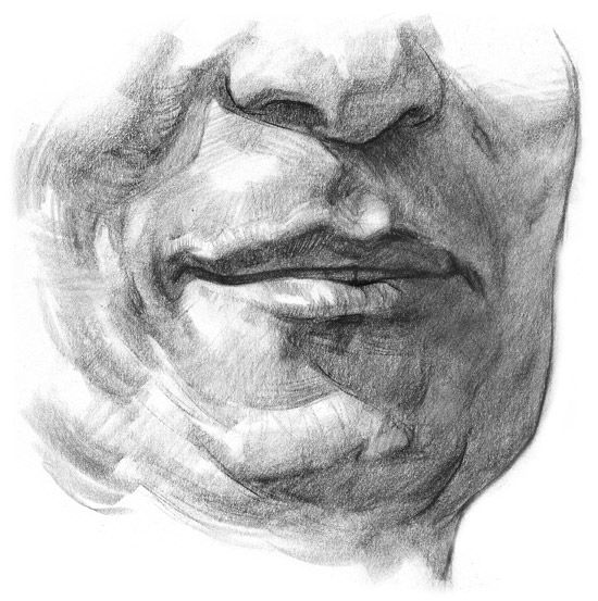 Drawing - Mouth on All-Tutorials - DeviantArt