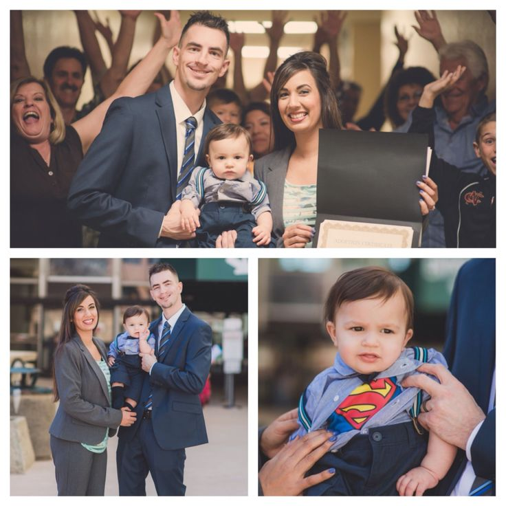 Adoption Day. Superman was Adopted too.