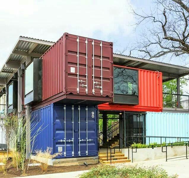 Container Zum Wohnen 133 besten container architecture bilder auf container