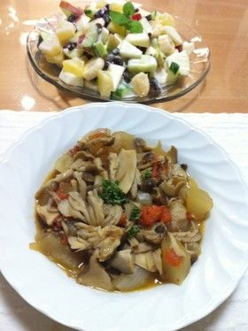 きのこと野菜の煮込(フィンランド料理) by おーさかや [クックパッド ...