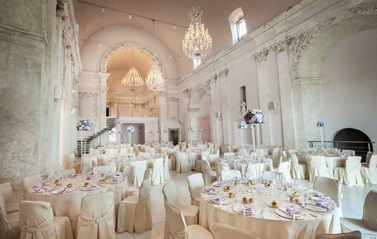 Sposarsi a Bergamo Lombardia - Castello degli Angeli
