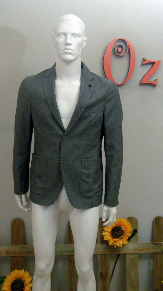 Americana hombre gris Guess by Marciano -Nuevo y Original-  Estamos de Rebajas comprueba los precios finales en www.ozoutlet.es/ebay