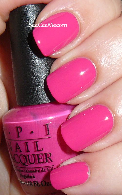 Opi Pink-Flamenco