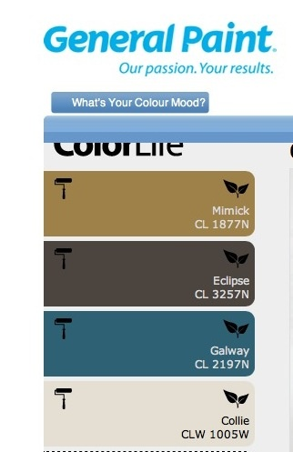 general paint colours similar to 'Honored Venues'-pin look.