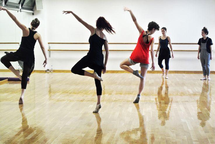Φωτογραφίες - contemporary ballet | Δροσιά Τριαντάκη --- δείτε όλο το άλμπουμ - Κινούμε Studio