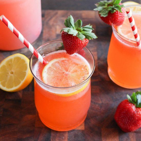 ... ) on Pinterest | Power smoothie, Sparkling lemonade and Green teas