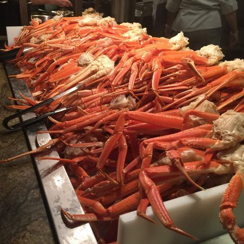 fill up on king crab legs at las vegas absolute best seafood rh pinterest com