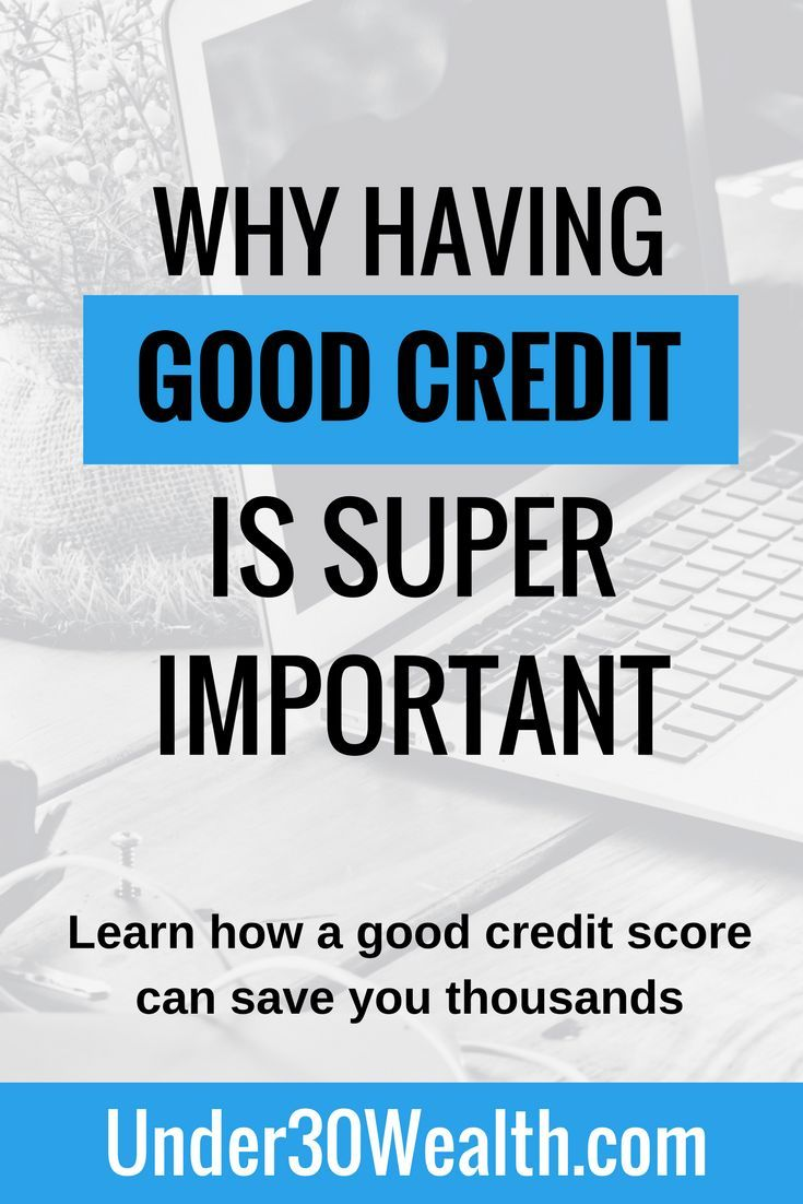 In This Article We Share Why It's Super Important To Maintain A Good Credit  Score If