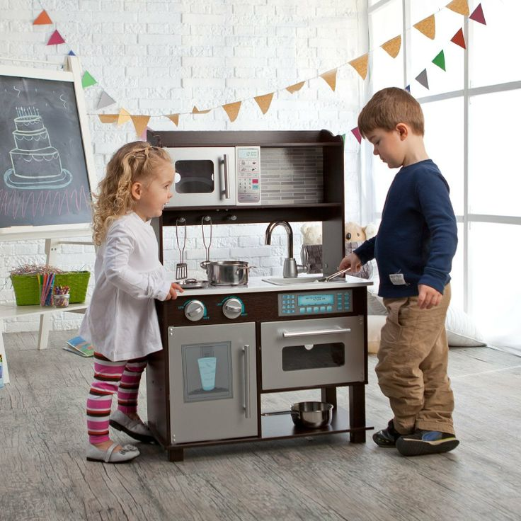 Toddler Play Kitchen, Toddler Play And Play Kitchens On Pinterest