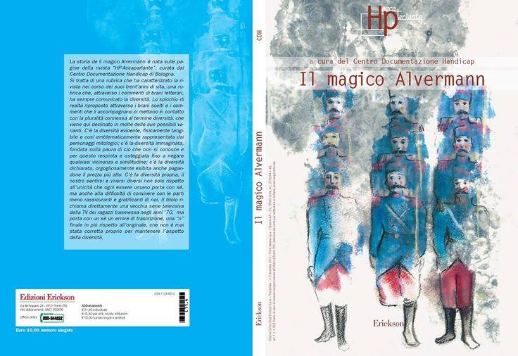 Il magico Alvermann Associazione CDH Illustrazioni Attilio Palumbo Edizioni Erickson